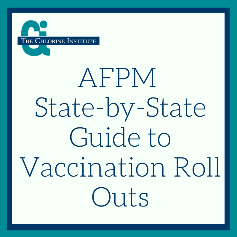 AFPM State-by-State Guide to Vaccination Roll Outs