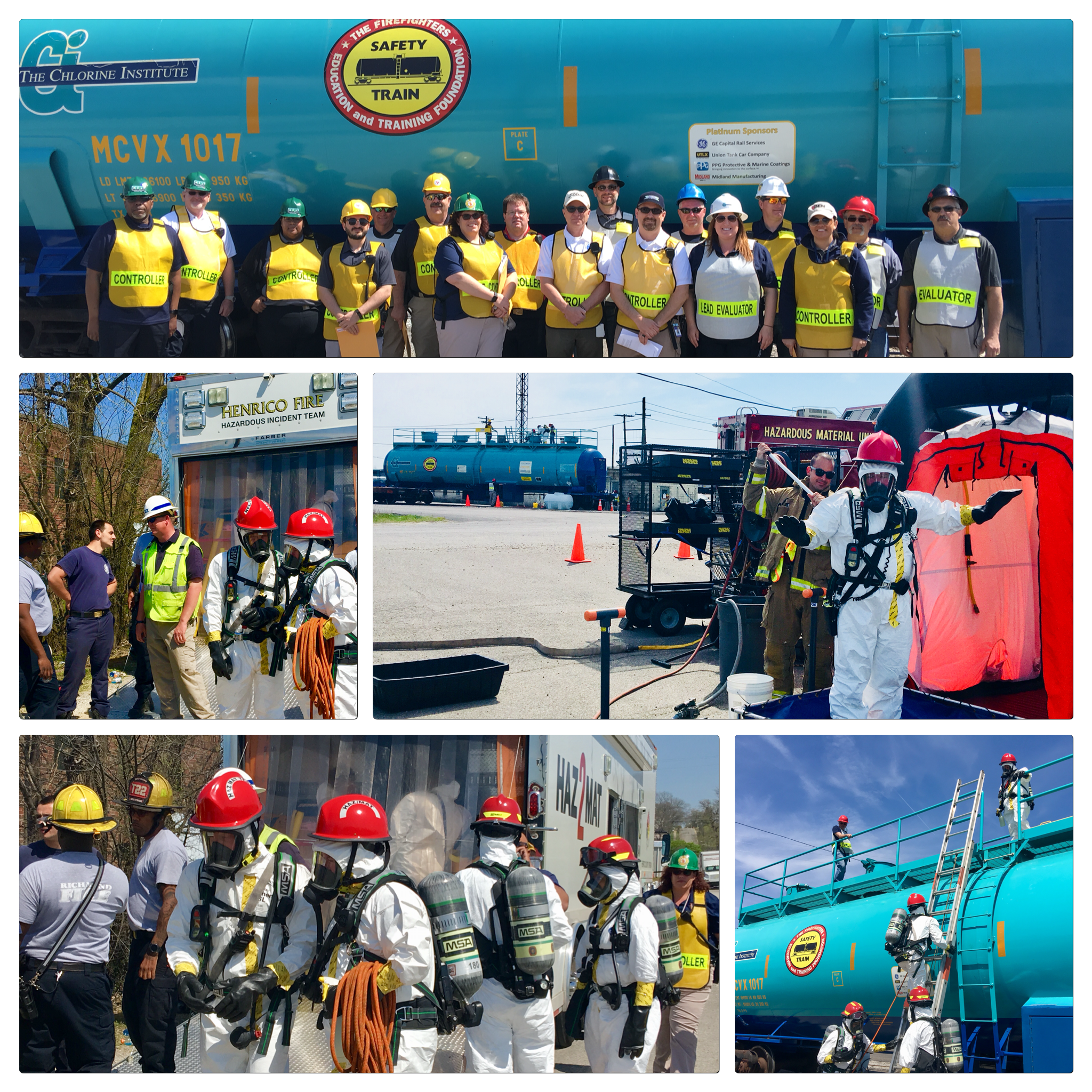 Regional Hazmat Exercise 2018 Richmond, VA